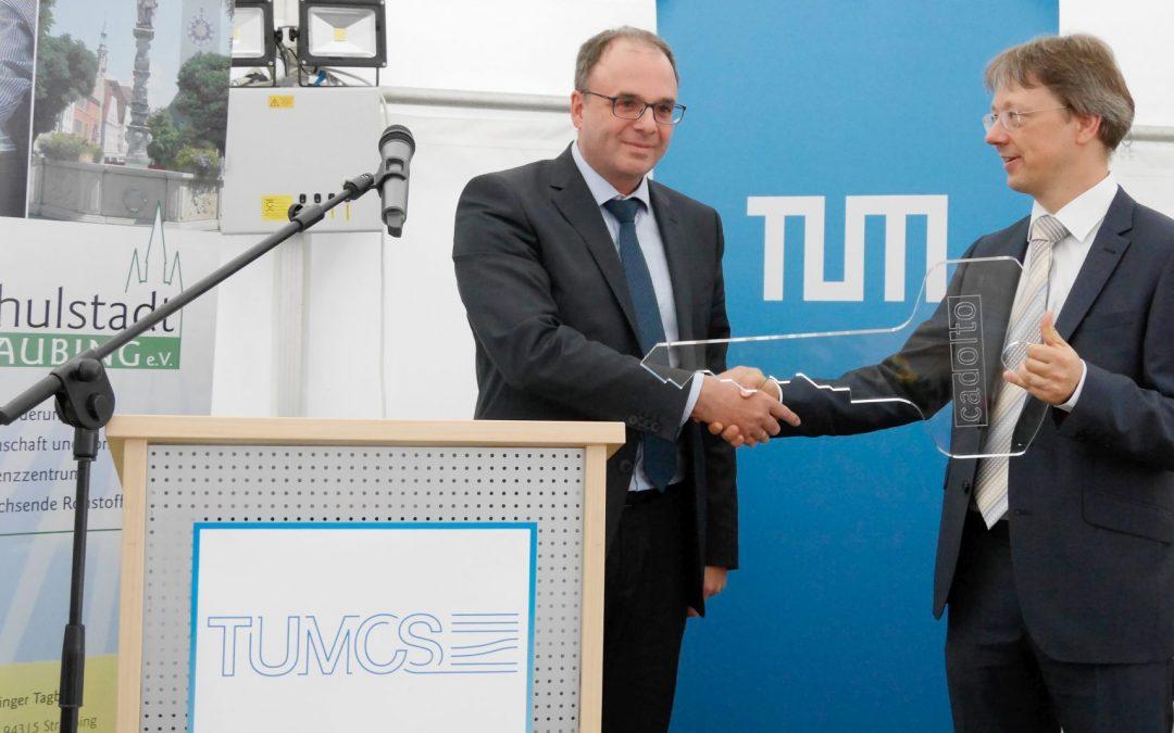 TUM Campus Straubing startet in der Bioökonomie durch