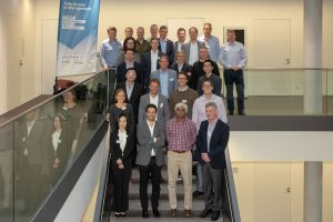 "International researchers and industry experts visiting for ""Future of Retail Operations"" workshop"