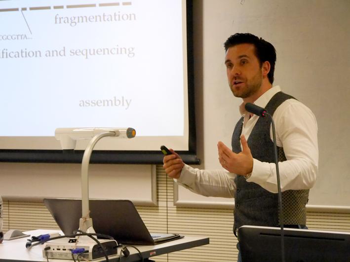 (Deutsch) 2. Campus Colloquium über Bioinformatik