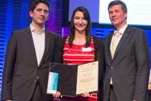 Auszeichnung für Straubinger Nachwuchsautorin