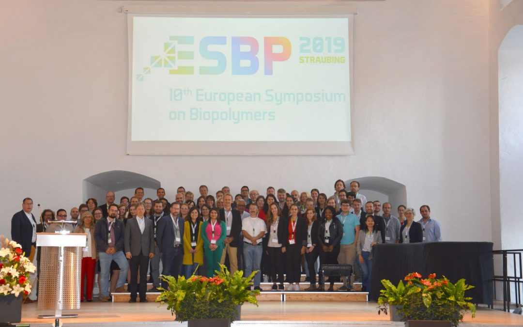 10. European Symposium on Biopolymers