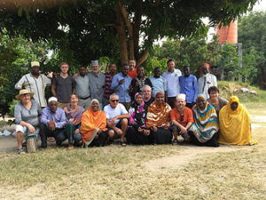 Mit Connecting Continents e.V. in Afrika