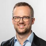 Portrait Prof. Dr. Magnus Fröhling