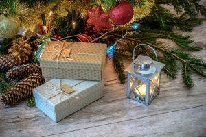 An Weihnachten kann man Rücksicht auf die Umwelt nehmen, etwa bei der Verpackung. (Foto: Pixabay)