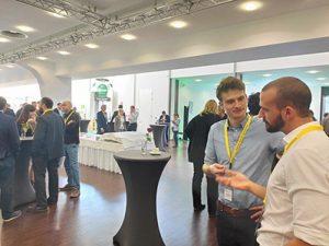 Regenerative Energiesysteme (RES) auf Biomassekonferenz in Graz