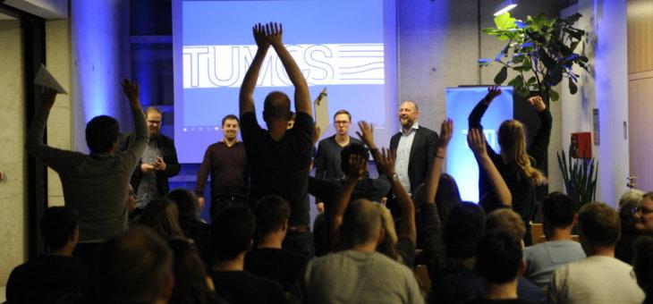 Bildergalerie: Science Slam TUMCS-Vorentscheid am 5. März 2020