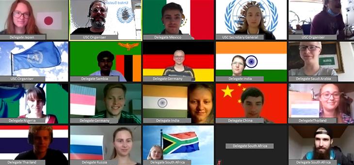 Nach UN-Vorbild: Nachhaltigkeitsrat der Studierenden tagt in Straubing