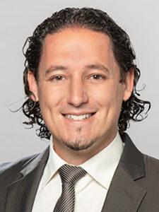 Portrait Prof. Dr. Rubén Costa