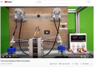Redox Flow Batterien in der Lehre