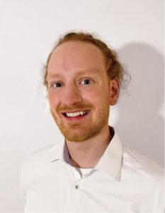 Dr. Fabian Schäfer forscht am Lehrstuhl für Supply and Value Chain Management. (Foto: privat)