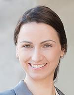 Portrait Dr. Daniela Pothmann