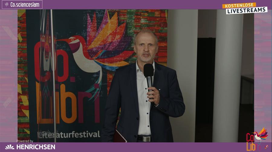 Norbert Fröhlich, Geschäftsführer des TUMCS.