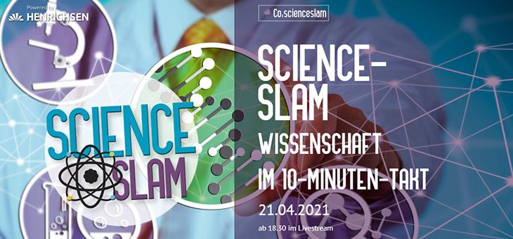 Wissenschaft im Zehn-Minuten-Takt