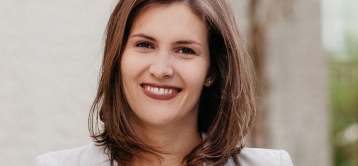 Anna Eiglsperger ist Preisträgerin des Hochschulpreises 2021