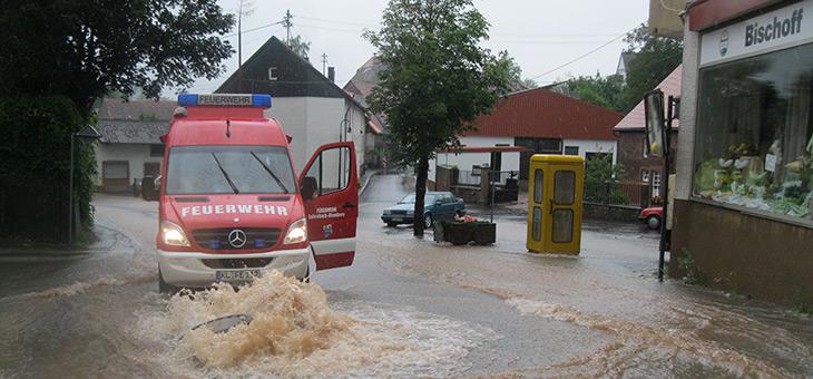 """""""SZ"""" berichtet über Überflutungsvorsorge-Projekt"""