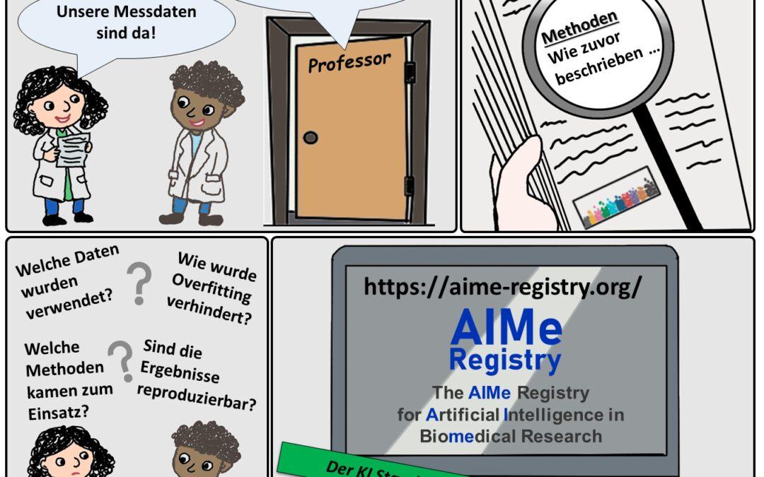 Ein Standard für KI in der Biomedizin