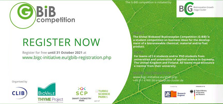 Global Biobased Businessplan Competition